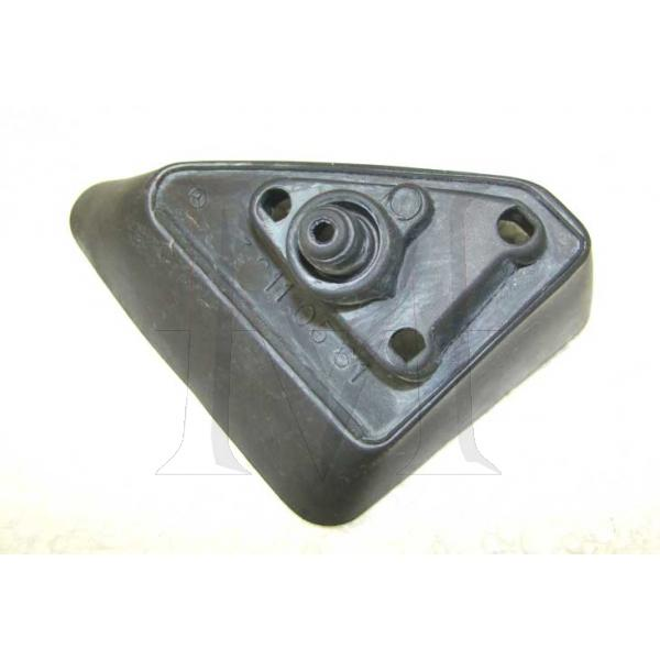 RUBBER BASE FOR MIRROR